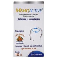 MemoActive Frasco com 120mL de solução de uso oral