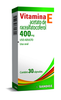 400mg, caixa com 30 cápsulas gelatinosas