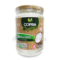 Óleo de Coco Orgânico Copra Extravirgem, 500mL