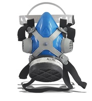 Respirador Semi Facial Alltec Mastt 2401 GA uma via, tamanho único