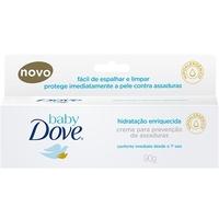 Creme Para Prevenção de Assaduras Baby Dove Hidratação Enriquecida - 90g