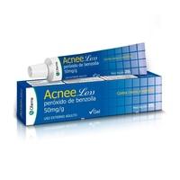 Acnee Loss 50mg/g, caixa com 1 bisnaga com 20g de gel de uso dermatológico