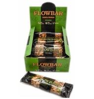 Barra de Granola Premium Vegana Flowbar caixa com 12 unidades de 30g cada