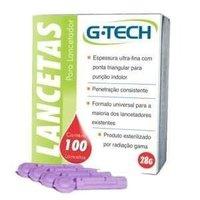 Lancetas para Lancetador G-Tech 100 unidades