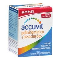 caixa com 30 comprimidos revestidos