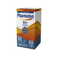 Pharmaton 50+ caixa com 30 cápsulas