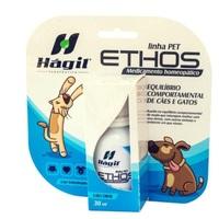 Ethos Hágil frasco com 30mL de solução oral de uso veterinário