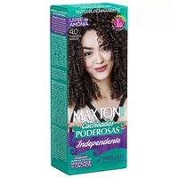 Tintura Maxton Free Cacheadas Poderosas nº 4.0 castanho natural
