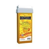 Cera Depilatória Corporal Depimiel clássica, roll-on com 100g