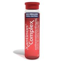 Xantinon Complex 40mg/mL + 53mg/mL + 50mg/mL, 1 flaconete com 10mL de solução de uso oral