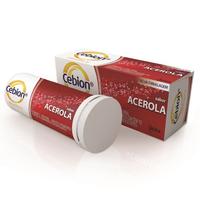 Cebion Comprimido 1g, caixa com 10 comprimidos efervescentes, sabor acerola