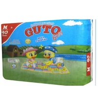 Fralda Guto Baby M, 90 unidades