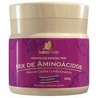 Máscara de Hidratação Barrominas Mix Aminoácidos 500g