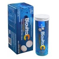 Biovita C Imunocomplex laranja, 1000mg, frasco com 10 comprimidos efervescentes