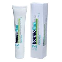 Homeoflan Bisnaga com 60g de gel de uso dermatológico