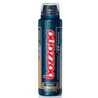 Desodorante Masculino Bozzano sport, aerossol, 1 unidade com 150mL