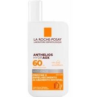 Protetor Solar Anti-idade La Roche-Posay Anthelios Hydraox FPS 60, sem cor, 50g