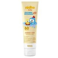 Protetor Solar Hidra Baby Galinha Pintadinha Mini FPS 60, 120g
