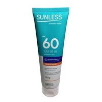 Protetor Solar Sunless Toque Seco FPS 60, loção com 120g