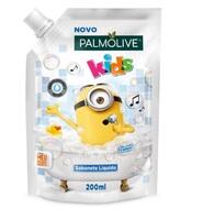 Sabonete Palmolive Minions Kids líquido, 200mL