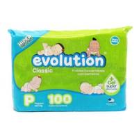 Fralda Dry Evolution Tamanho P