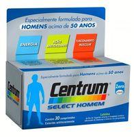 Centrum Select Homem 30 Comprimidos