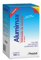 Alumimax 60mg/mL, caixa com 1 frasco com 100mL de solução de uso oral