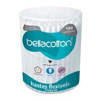 Hastes Flexíveis Bellacotton pote, 150 unidades