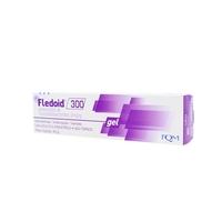 Fledoid 3mg/g, bisnaga com 40g de gel de uso dermatológico