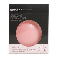 Protetor de Seios Océane Silicone Cover Ups tamanho único com 1 par