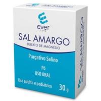 Frasco com 30g de pó para solução de uso oral
