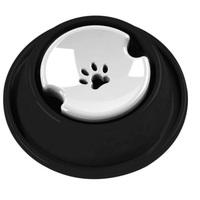 Bebedouro Pet Injet para cães de pelos longos, preto