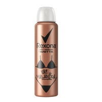 Desodorante Antitranspirante Feminino Rexona Anitta vai malandra, aerosol, 150mL