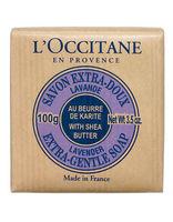 Sabonete L'Occitane Karité - lavanda, barra, 100g