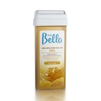 Cera Depilatória Corporal Depil Bella mel, roll-on, 100g