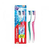Escova de Dente Colgate Whitening Macia, Leve 2 Pague 1