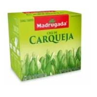 Chá Madrugada carqueja, 6 caixas de 10 sachês cada