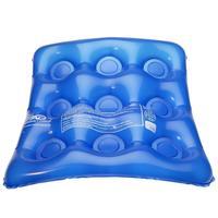 Almofada de Assento AG inflável, quadrada, caixa de ovo