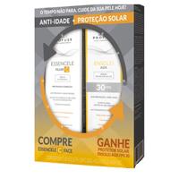 30g + protetor solar Ensolei Aox, FPS 30 com 50g, grátis