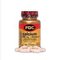 Calcium 600mg + Vitamina D FDC