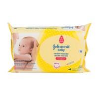 Lenço Umedecido Johnson s Baby Recém-Nascido