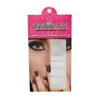 Adesivo Unha Fashion Nail Metálica