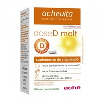 Dose D Melt Aché 120 Comprimidos