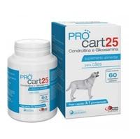 Pro Cart 25 para Cães frasco com 60 comprimidos