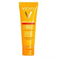 Protetor Solar Vichy Idéal Soleil Anti-idade  - FPS 50, 40g