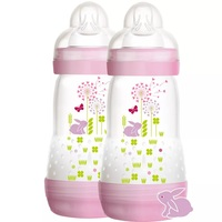2+ meses, 260mL, girls, 2 unidades