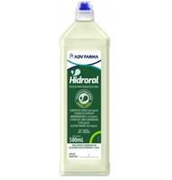 Reidratante Oral Solução ADV Farma Hidroral limão, 500mL