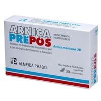 Arnica Prépós Caixa com 30 comprimidos