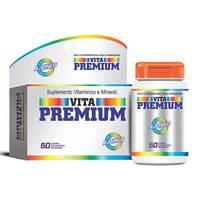 Vita Premium de A-Z frasco com 60 comprimidos