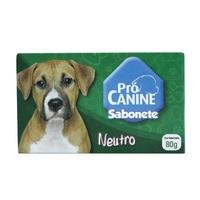 Sabonete Pró Canine - neutro, barra, 80g